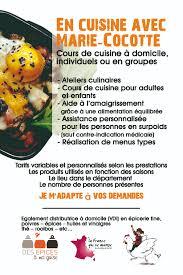 cours de cuisine à domicile en cuisine avec cocotte cours de cuisine à domicile une