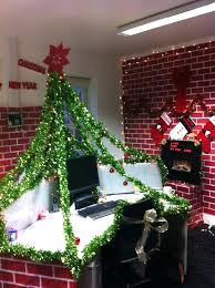 Office Xmas Decorations Desk Decoration Ideas Decorating Themes For