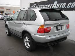2001 bmw x5 for sale pre owned x1 x3 x5 x6 for sale for sale at enthusiast auto
