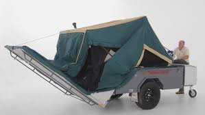 no need to worry about accommodation with a cer trailer