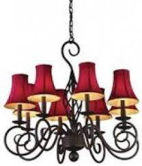 Chandelier Shapes Country Chandelier Shades Foter