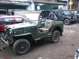 jeep dabwali harjeev u0027s mahindra cj3b team bhp