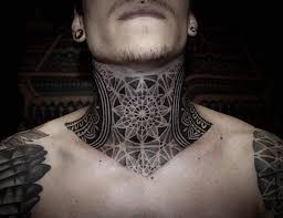 250 best neck tattoos images on neck tattoos flowers