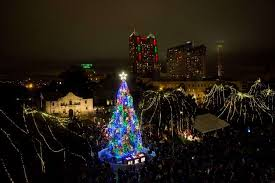 18 of the best places to see holiday lights in san antonio this