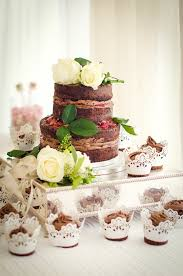 wedding cake diy gluten free chocolate cake