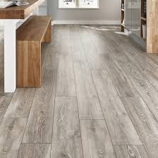 professional v groove light grey oak laminate flooring kitchen