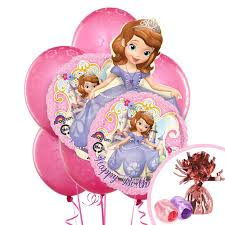 sofia balloon bouquet birthdayexpress