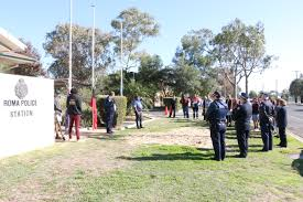 Flag Of Roma Naidoc Week Celebrations In Roma South West