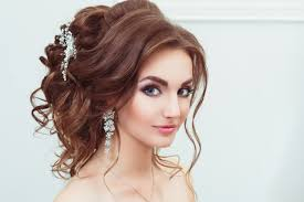 opt for dazzling engagement party hairstyles fash circle