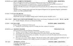 Harvard Mba Resume Template Mba Resume Template Harvard U2013 Rimouskois Job Resumes