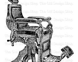 Old Barber Chair Barber Shop Chair Clipart 17