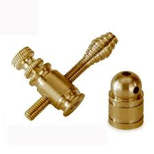 m4 screws tattoo machine gun brass front contact binding post