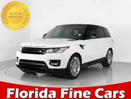 land rover sport new and used land rover range rover sport for sale u s news
