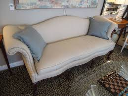 Chippendale Sofa Slipcover by Antique Camelback Chippendale Style Sofa At 1stdibs