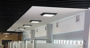 led ceiling tile lights latest t led tube light with led ceiling