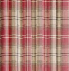 Pink Tartan Curtains Tartan Check Kirkwall Curtains Curtains At Home