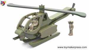 wood toy plans vietnam war helicopter youtube