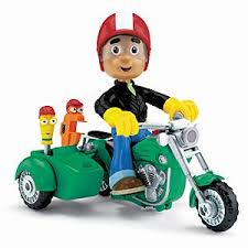 handy manny race