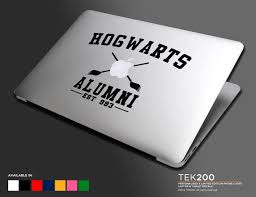 hogwarts alumni decal harry potter decals and decorations mediamedusa