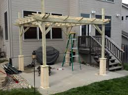 Outdoor Pergola Kits by Ana White Pergola Project Diy Projects
