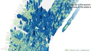nyc oasis map see nyc from a angle with these awesomely nerdy maps