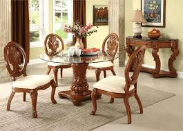 modern round dining room table modern dining set for 4 lesdonheures com