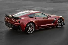 2016 chevrolet corvette z06 adds limited edition c7 r appearance pack
