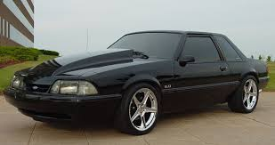 1993 ford mustang 5 0 notchback fox mustang 5 0 ford fox