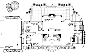 georgian mansion floor plans grand georgian design 81175w architectural designs house plans
