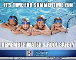 Meme Pool - pool safety meme the rothenberg law firm llp