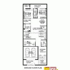 lot narrow plan house designs craftsman plans plot planner