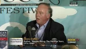 Shirley Banister Public Affairs Craig Shirley C Span Org