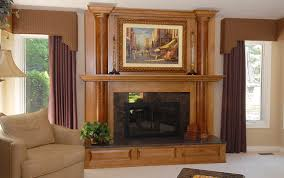 fireplace mantles custom wood creations