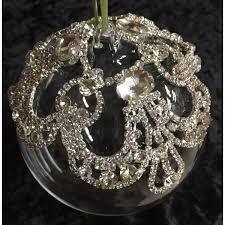 yourchristmasstore 5 inches fleur de lis ornament