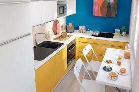 table de cuisine pour petit espace le plein d astuces pour optimiser une cuisine petit espace une