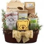 dog gift baskets christmas dog gift baskets pet gift basket