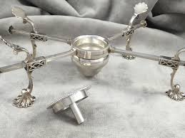 Silver Items 3 Modern Items Modeled After Antiques Lamb Silver