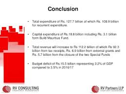 national budget mauritius 2017 2018
