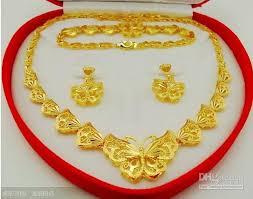 saudi arabia gold earrings 6 2015hot sale delicate butterflies high end bridal jewelry
