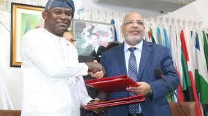 chambre de commerce fes accord de coopération entre la chambre de commerce du bénin et du
