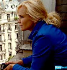 natural color of yolanda fosters hair yolanda foster s blue moto jacket in paris yolanda foster