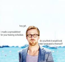 Meme Running Girl - a collection of the best ryan gosling running memes