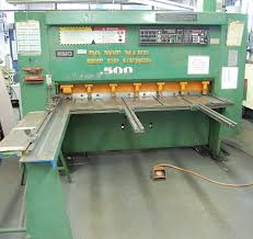 well maintained precision sheetmetal fabrication u0026 cnc machine
