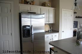 Cream Painted Kitchen Cabinets Pretty Cream Painted Kitchen Cabinets Painting Kitchen Cabinets