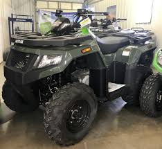 2017 arctic cat 500 for sale in mcnabb il mcnabb motorsports