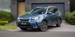 subaru forester xt off road 2017 subaru forester xt premium review caradvice