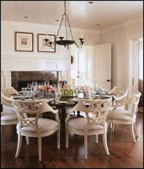Hickory Dining Room Chairs Round Robin Dining Style Made By Hickory Chair
