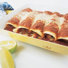 chicken enchiladas with red chile sauce america u0027s test kitchen