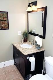Bathroom Design In Pakistan Half Bathroom Designschic Powder Room Features Top Half Of Walls