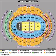 madison square garden u2 concert seating chart u2013 garden ftempo